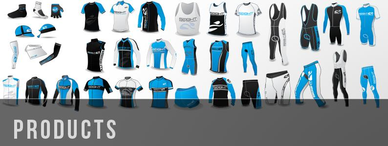 Cycling Wear Products